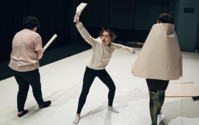 International Summer School Theatre in Social Context – 25 August – 7 September 2018, Archa Theatre, Prague
